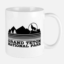 Grand Teton National Park Mug
