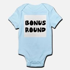 bonus round Infant Bodysuit