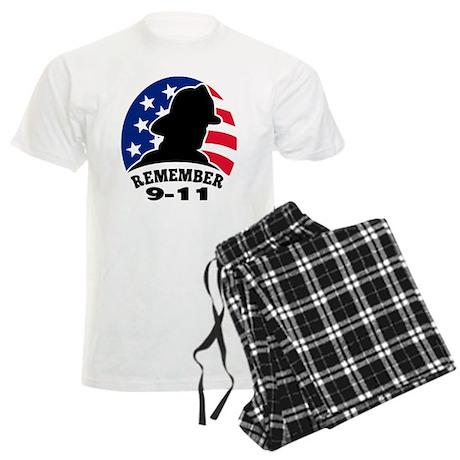 9-11-2001 Men's Light Pajamas