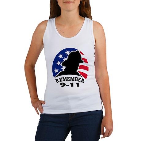 9-11-2001 Women's Tank Top