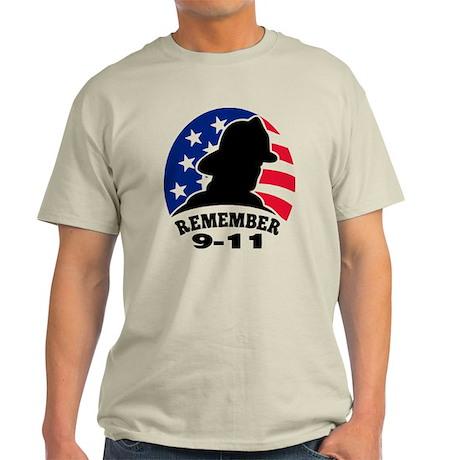 9-11-2001 Light T-Shirt