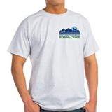 National park Mens Light T-shirts