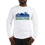 Grand teton national park Long Sleeve T-shirts