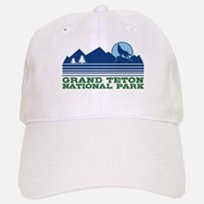 Grand Teton National Park Baseball Baseball Cap
