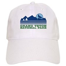 Grand Teton National Park Baseball Cap