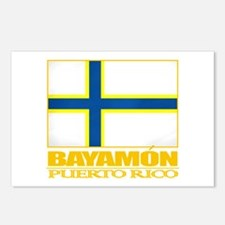Bayamon Flag Postcards (Package of 8)