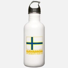 Bayamon Flag Water Bottle