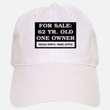 For Sale 62 Year Old Baseball Baseball Cap