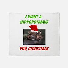 Cute Cute christmas Throw Blanket