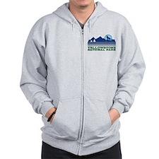 Yellowstone National Park Zip Hoodie