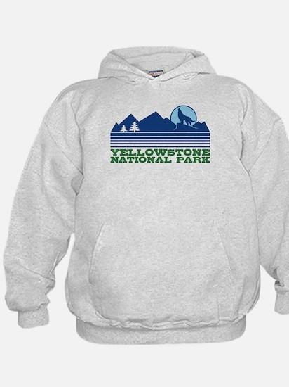 Yellowstone National Park Hoody