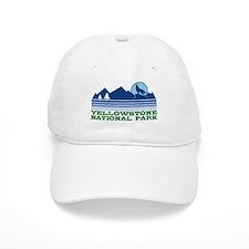 Yellowstone National Park Baseball Cap