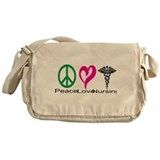Community Messenger Bag
