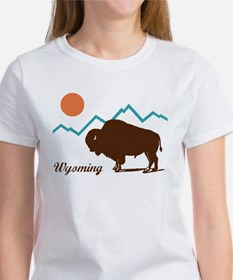 Wyoming Women's T-Shirt