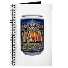 USN Blue Tin Can Sailor Journal
