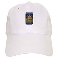 USN Blue Tin Can Sailor Baseball Cap