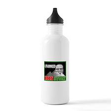 Black history dropout Water Bottle