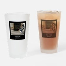 Cycling frame Drinking Glass