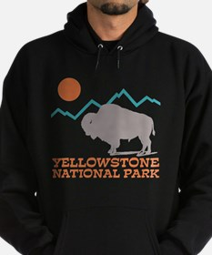 Yellowstone National Park Hoodie (dark)