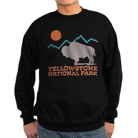 Yellowstone National Park Sweatshirt (dark)