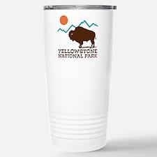 Yellowstone National Pa Travel Mug