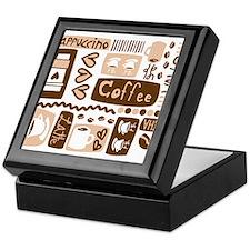 Java Java Java Keepsake Box