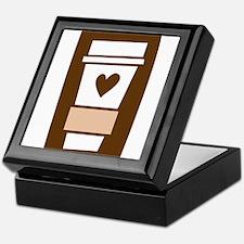 Latte Love Keepsake Box
