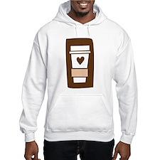 Latte Love Hoodie