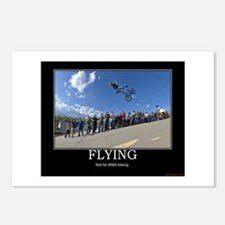 Jumps racing Postcards (Package of 8)