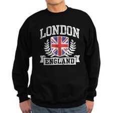 London England Jumper Sweater