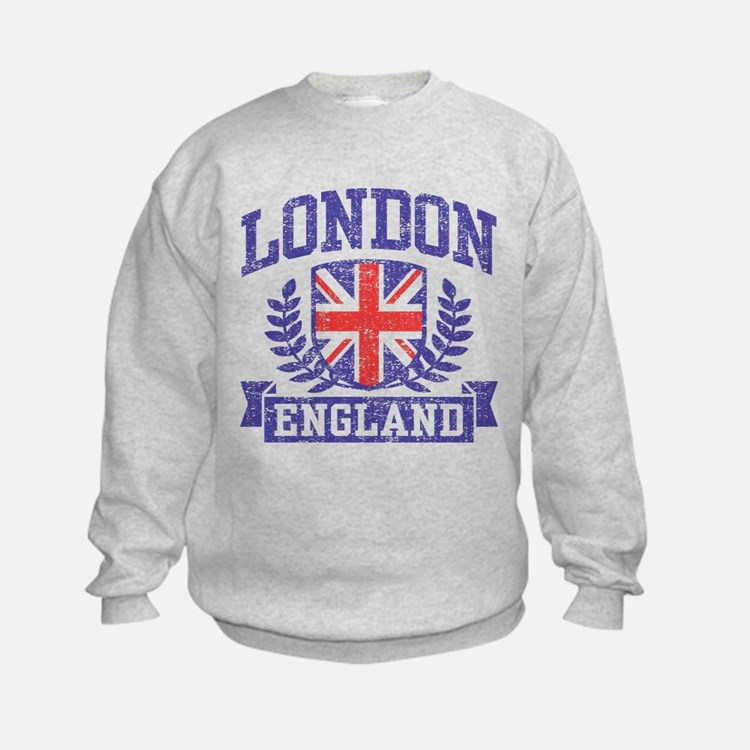 London England Sweatshirt