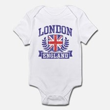 London England Infant Bodysuit