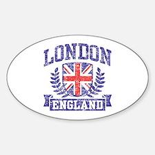 London England Decal