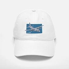 c-130 Flight Baseball Baseball Cap