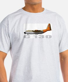 Flight  Ash Grey T-Shirt