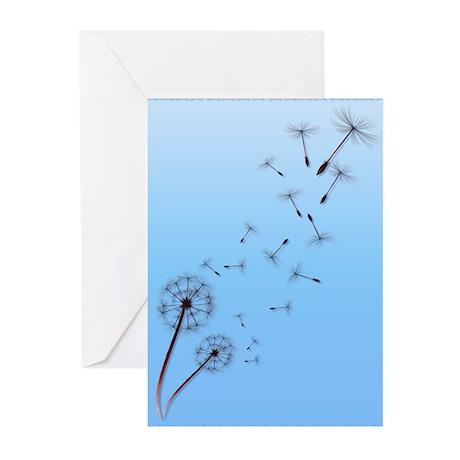 Dandelions Greeting Cards (Pk of 20)