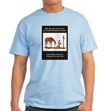 Unique Praying cowboy T-Shirt