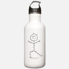 Acupuncture Sticky Water Bottle