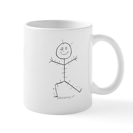 Acupuncture Sticky Mug