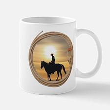 Lasso Cowboy Mug