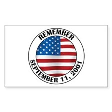 Remember 9-11 Decal