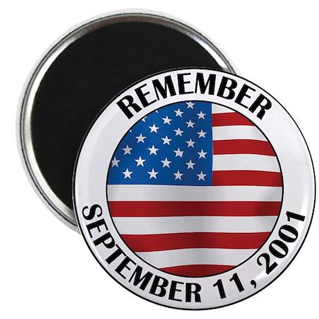 Remember 9-11 Magnet