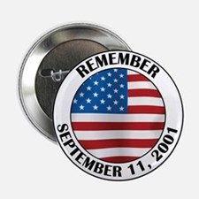 "Remember 9-11 2.25"" Button"
