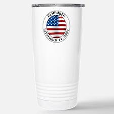 Remember 9-11 Travel Mug