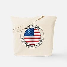 Remember 9-11 Tote Bag
