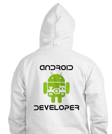 Android Developer Hoodie