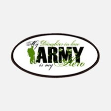 Daughter-in-law Hero3 - ARMY Patches