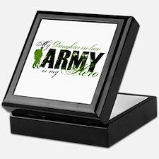 Daughter-in-law Hero3 - ARMY Keepsake Box