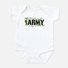 Daughter-in-law Hero3 - ARMY Infant Bodysuit