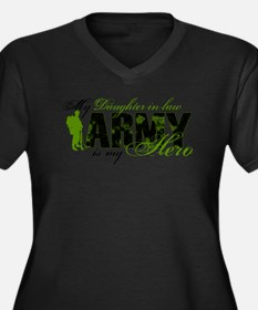 Daughter-in-law Hero3 - ARMY Women's Plus Size V-N